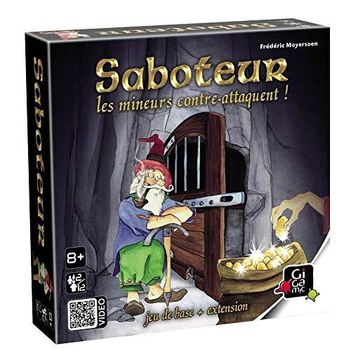 GIGAMIC- Saboteur 2-Les Mineurs Contre-Attaquent, AMMIN2