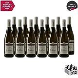 Vin de Savoie Les Abymes Blanc 2019 - Philippe et Sylvain Ravier - Vin AOC Blanc de Savoie - Bugey - Cépage Jacquère - Lot de 12x75cl
