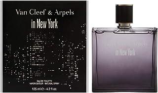Van Cleef & Arpels New York Homme Eau De Toilette For - perfume for men, 125 ml