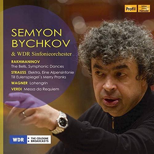 WDR Sinfonieorchester feat. Semyon Bychkov