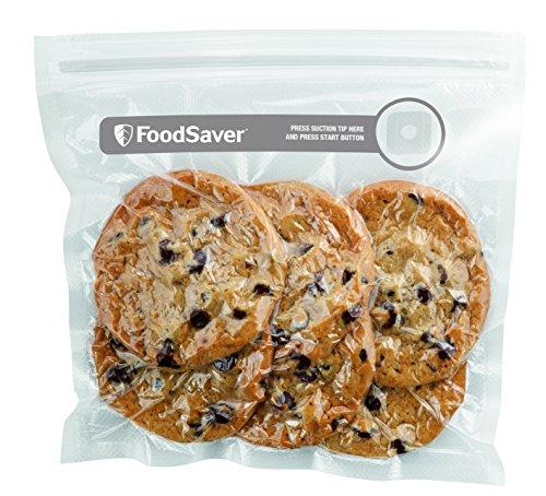 FoodSaver FVB015X Bolsas para envasador al vacío con cierre
