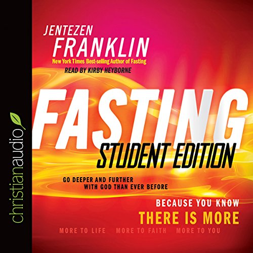 Fasting, Student Edition audiobook cover art