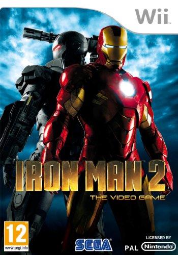 Iron Man 2 (Nintendo Wii)[Importación inglesa]