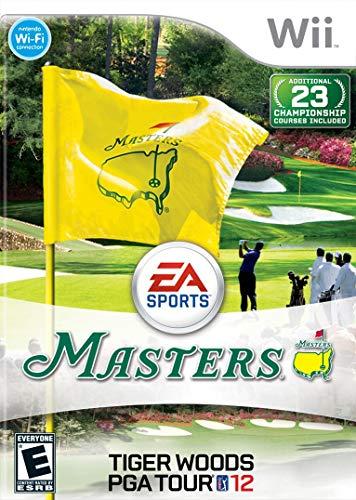 Tiger Woods PGA TOUR 12: The Masters - Nintendo Wii (Renewed)