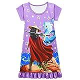 Vestido de pijama corto con diseño de Raya y el último dragón.