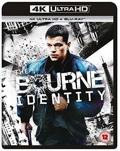 The Bourne Identity (4K Blu-ray) - The Bourne Identity (4K Blu-ray) (1 BLU-RAY)