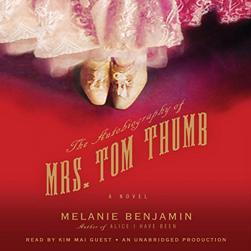 The Autobiography of Mrs. Tom Thumb audiobook cover art