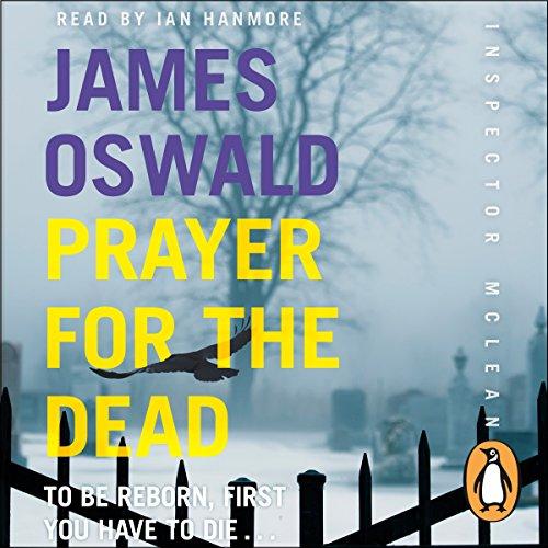 Prayer for the Dead audiobook cover art