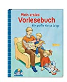 Mein erstes Vorlesebuch für große kleine Jungs: Dickes Vorlesebuch mit spannenden Jungen-Themen ab 2 Jahren (Kleiner Jakob)