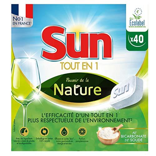 Sun Pouvoir de la Nature Tablettes Lave