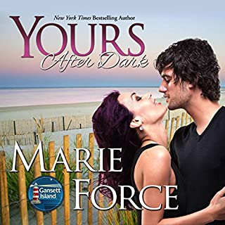 Page de couverture de Yours After Dark