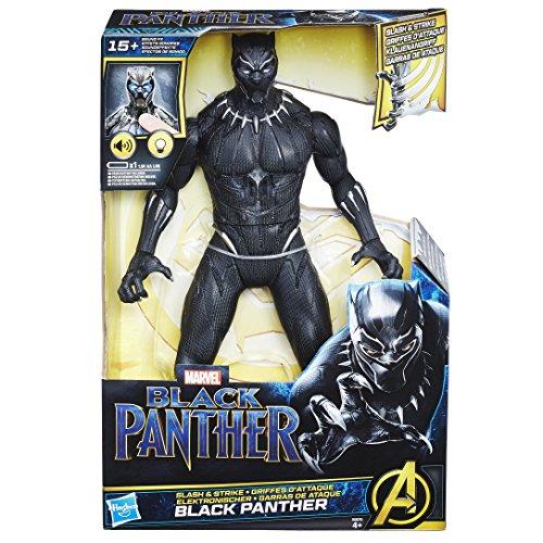 Black Panther Panther-E0870 Garras De Ataque, Color Negro (Hasbro E0870EU4)