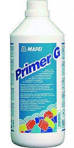 Mapei Primer G Dispersionsgrundierung 1kg - saugende & nicht saugende Untergründe - Innenbereich