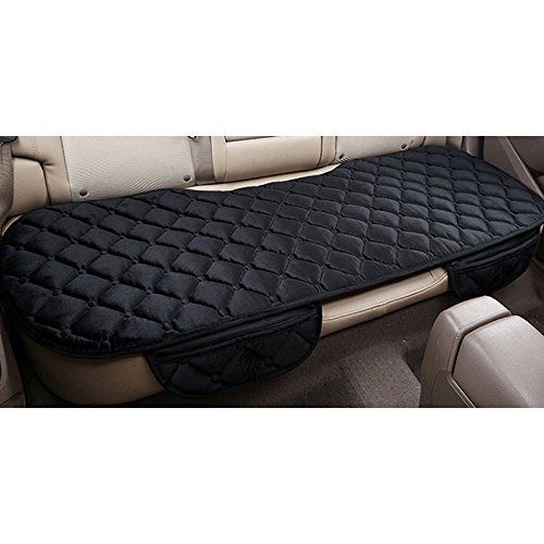 Sedeta Silk Velvet Auto Car Vehicle Long Rear Seat Chair Cover Protective Cushion Mat pad for Baby, SUV, Skin-Friendly c,Please look for the authentic shop【A leaf】,【kkwu】is fake and inferior products