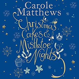 Christmas Cakes and Mistletoe Nights cover art