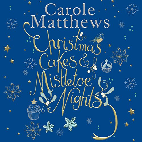 Couverture de Christmas Cakes and Mistletoe Nights