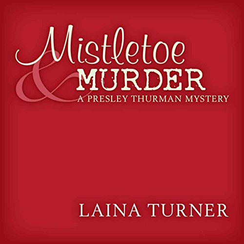 Mistletoe & Murder audiobook cover art