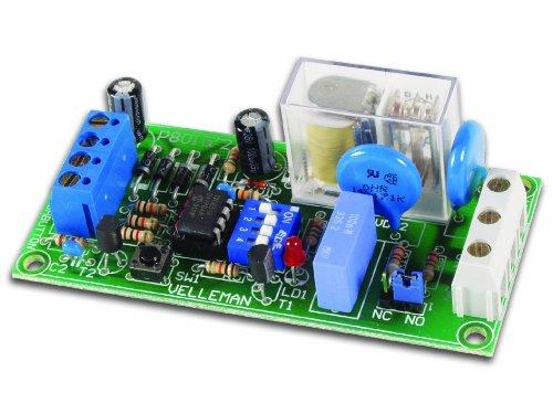 HQ-Kits & Component sets K8015 - Hq-cometas y componente establece interruptor de relé multifunción