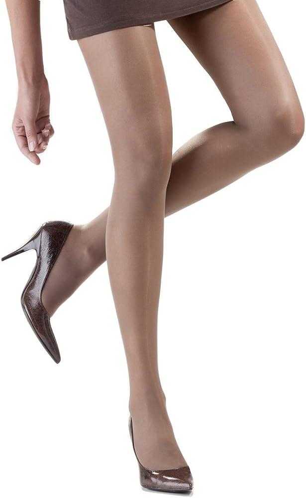 Pompea,6 paia di collant per  donna,85% poliammide, 15% elastan,in nylon RIPOSANTE 70