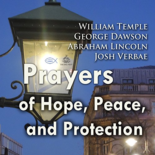 Prayers of Hope, Peace, and Protection audiobook cover art