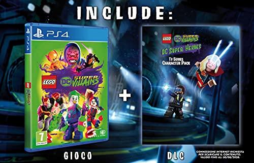 Lego Dc Super Villains - Edizione Dlc - Esclusiva Amazon (Ps4)