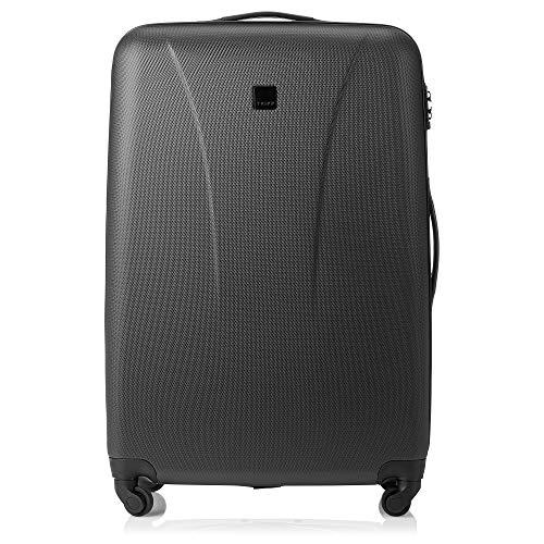 Tripp Black Lite 4 Wheel Large Suitcase