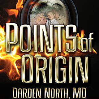 Points of Origin audiobook cover art