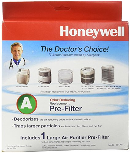 honeywell 17005 air purifier - 9