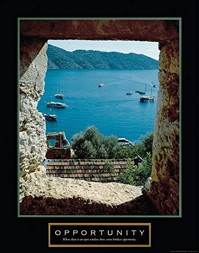 Feeling at home Imagen sobre Lienzo con Caja Americana Oportunidad - Ventana...