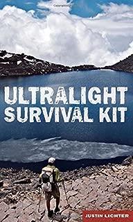 Globe Pequot Ultralight Survival Kit Book