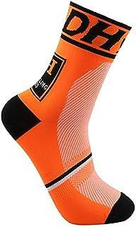 1PC Calcetines de compresión de ciclista para hombre mujer adulto 3D calcetines altos calcetines futbol running deporte tenis deportivos senderismo