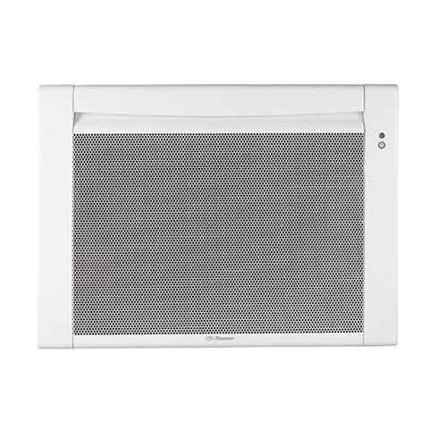 Radiateur Connecté à Panneaux Rayonnants Emotion 3 2000W, horizontal, Blanc