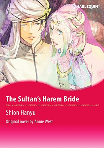 The Sultan's Harem Bride: Harlequin comics (English Edition)