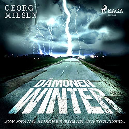 Dämonenwinter audiobook cover art