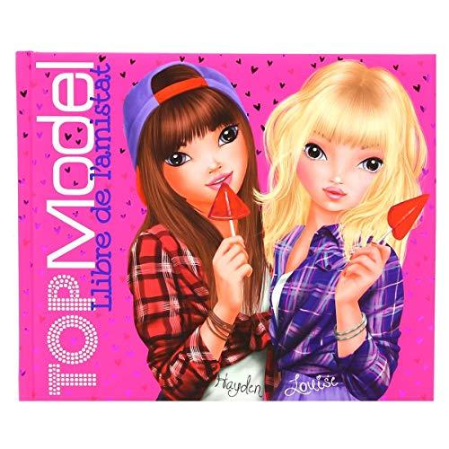 Top Model 148094 - Libros de amigos, Rosa