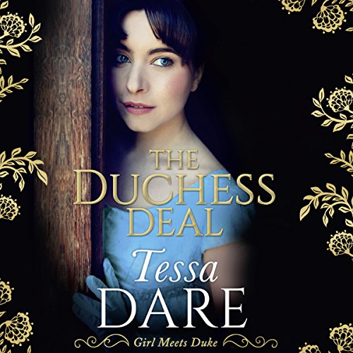 The Duchess Deal audiobook cover art