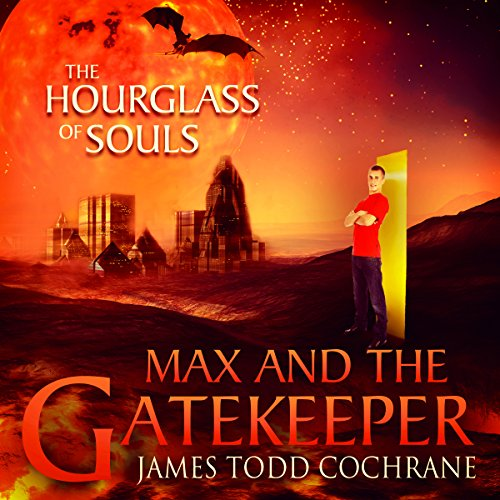 The Hourglass of Souls audiobook cover art