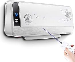 CCFCF Calefactor ceramico con Sincronización remota, Calefactor baño Pared, Tres temperaturas Ajustables, para Dormitorio Oficina Calefactor