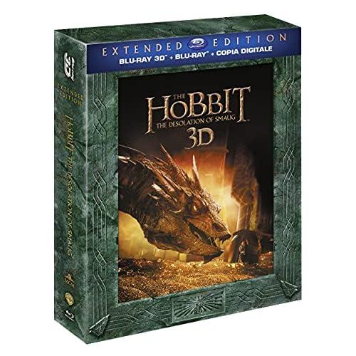 Lo Hobbit - La desolazione di Smaug- Extended Edition (2D+3D) [Italia]