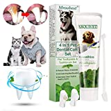 Dentifricio per Cani, Dog Toothpaste, Dog Toothbrush,...