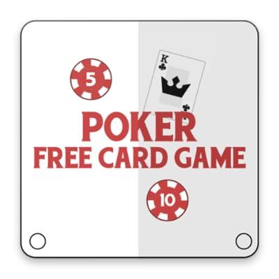 Poker Free Card Game