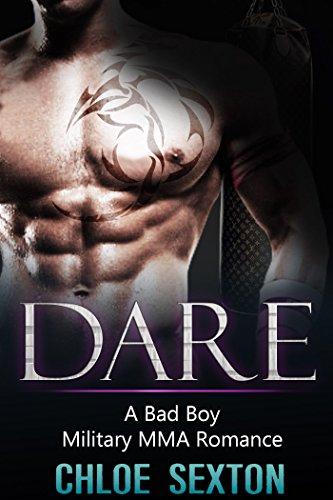 ROMANCE: MMA Romance: Dare:A Bad Boy Military MMA Romance(Bad Boy Military Pregnancy Romance) (New Adult Alpha Male Romance Short Stories)