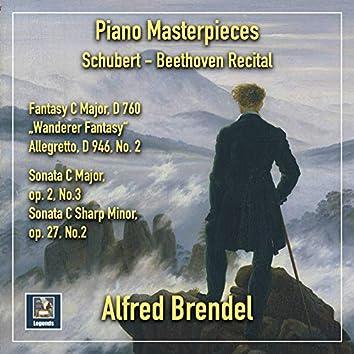 Piano Masterpieces: Schubert & Beethoven Recital