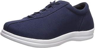 حذاء حريمي من Apex من قماش Ellen-Canvas - كحلي