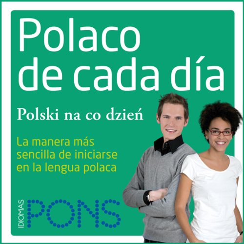 Polaco de cada día [Everyday Polish] audiobook cover art