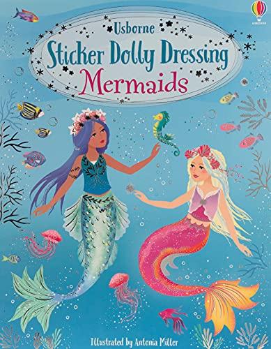 Watt, F: Sticker Dolly Dressing Mermaids