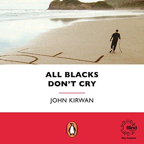 All Blacks Don't Cry audiobook cover art