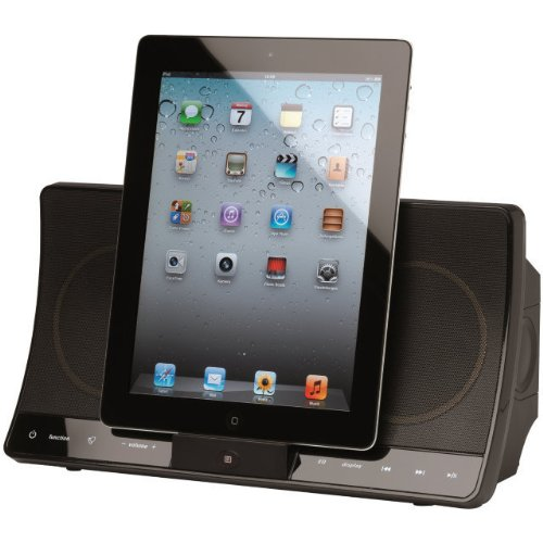 MEDION MD 83529 P65031 Touch Soundsystem Radio für iPod/iPhone/iPad Docking B-Ware: Subwoofer integriert ° Ladefunktion °