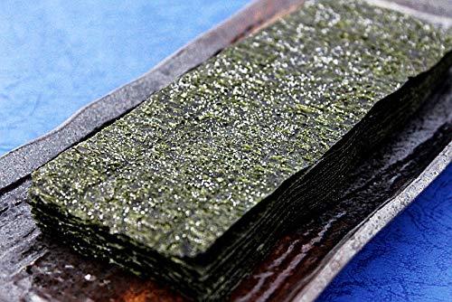 『永井海苔 つぶ塩おにぎりのり3切 15枚×10袋』のトップ画像