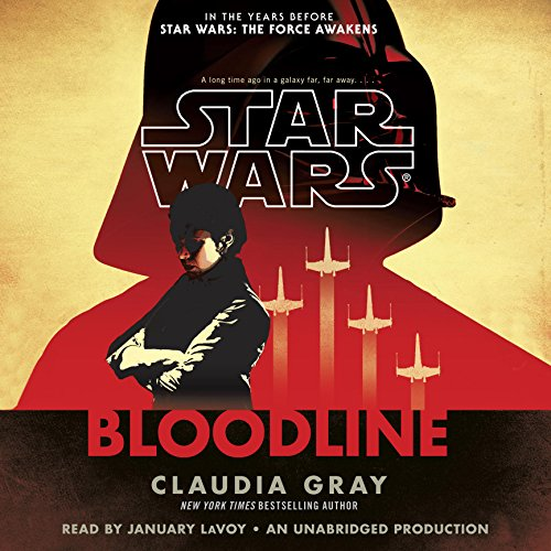Star Wars: Bloodline - New Republic cover art